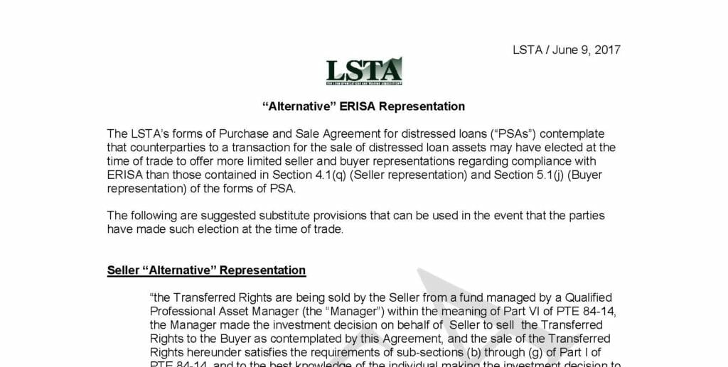 Pages from Alternative ERISA Representation - Final (June 9, 2017)