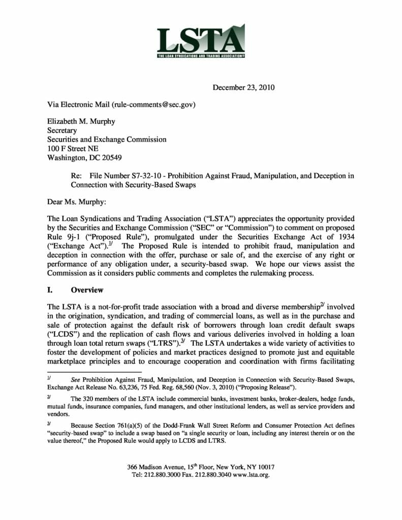 lsta-comments-on-the-secs-proposed-rule-9j-1-12-23-2010-preview
