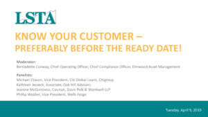know-your-customer-preferably-before-the-ready-date-april-9-2019-preview