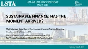 Sustainable Finance_Has the Moment Arrived