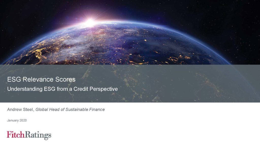 Pages from ESG Integration Into Credit Rating Analysis (January 14, 2020)
