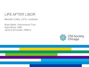 Pages from Life After LIBOR - CFA Society Chicago