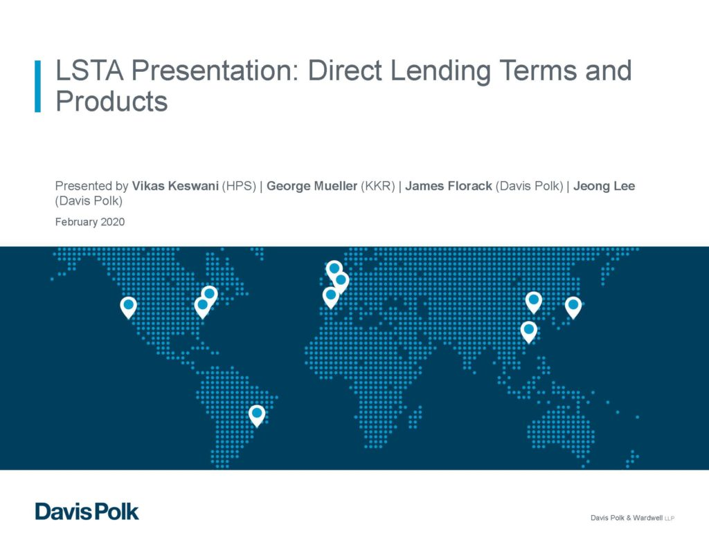 Pages from Direct Lending and the Syndicated Loan Market - Part 2 (February 6, 2020)