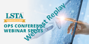 Ops Series - Webcast Replay