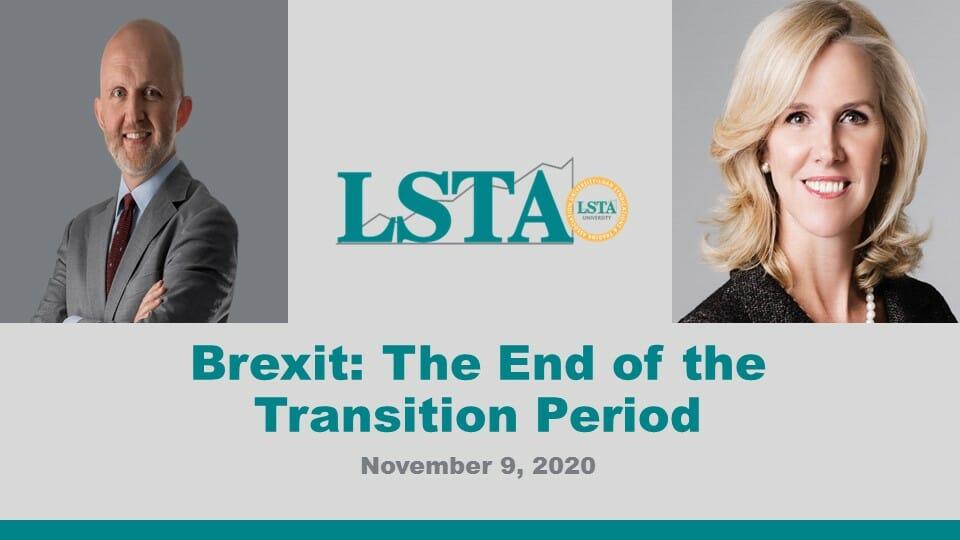 Brexit - November 9, 2020