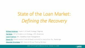 State of the Loan Market_Defining the Recovery (Oct. 21, 2020)