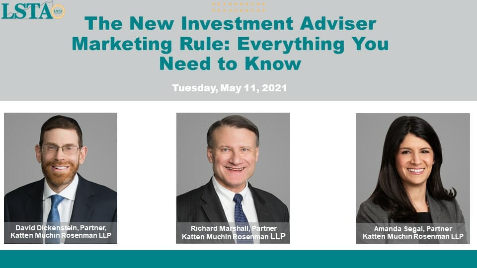 New Investment Adviser (May 11 2021)