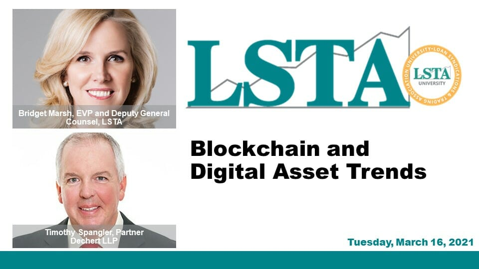 Blockchain and Digital Asset Trends (Mar 6 2021)