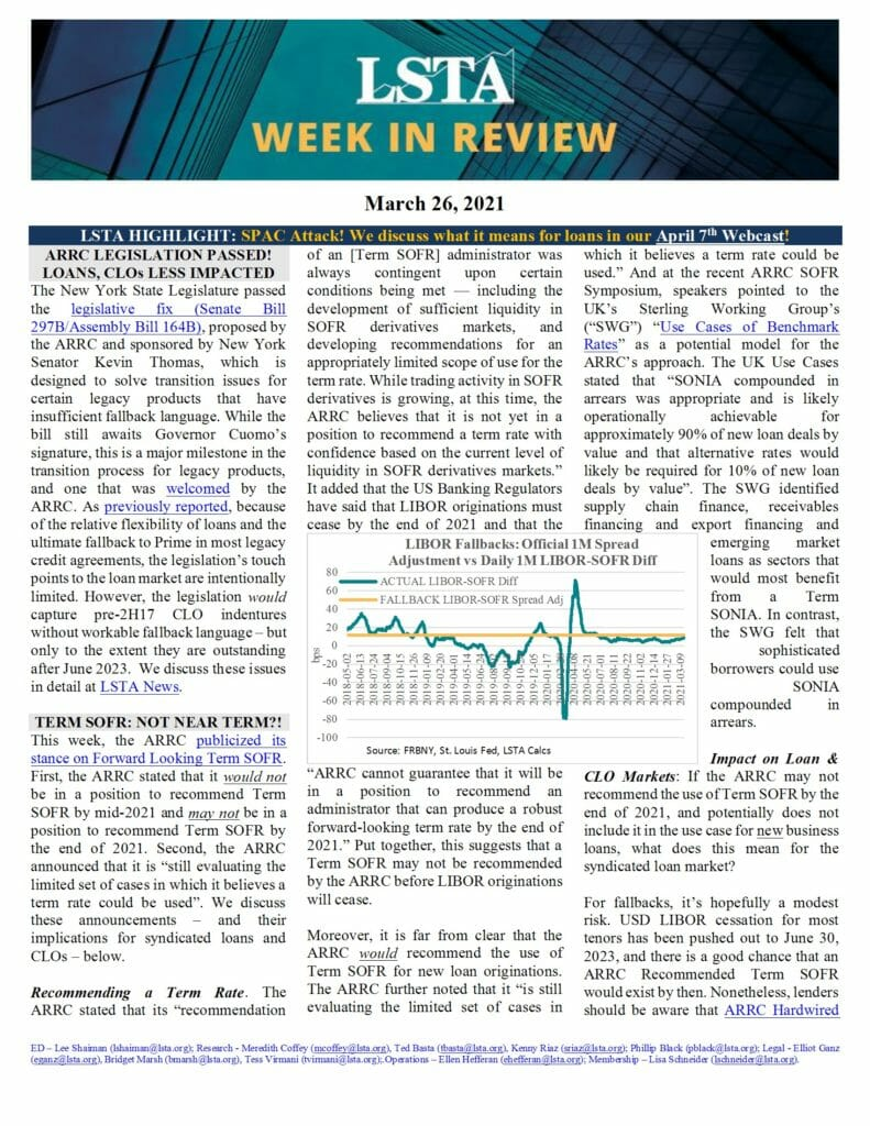 Week in Review 03 26 21