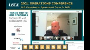 CLO Compliance – Operational Focus in 2021 Webcast Replay