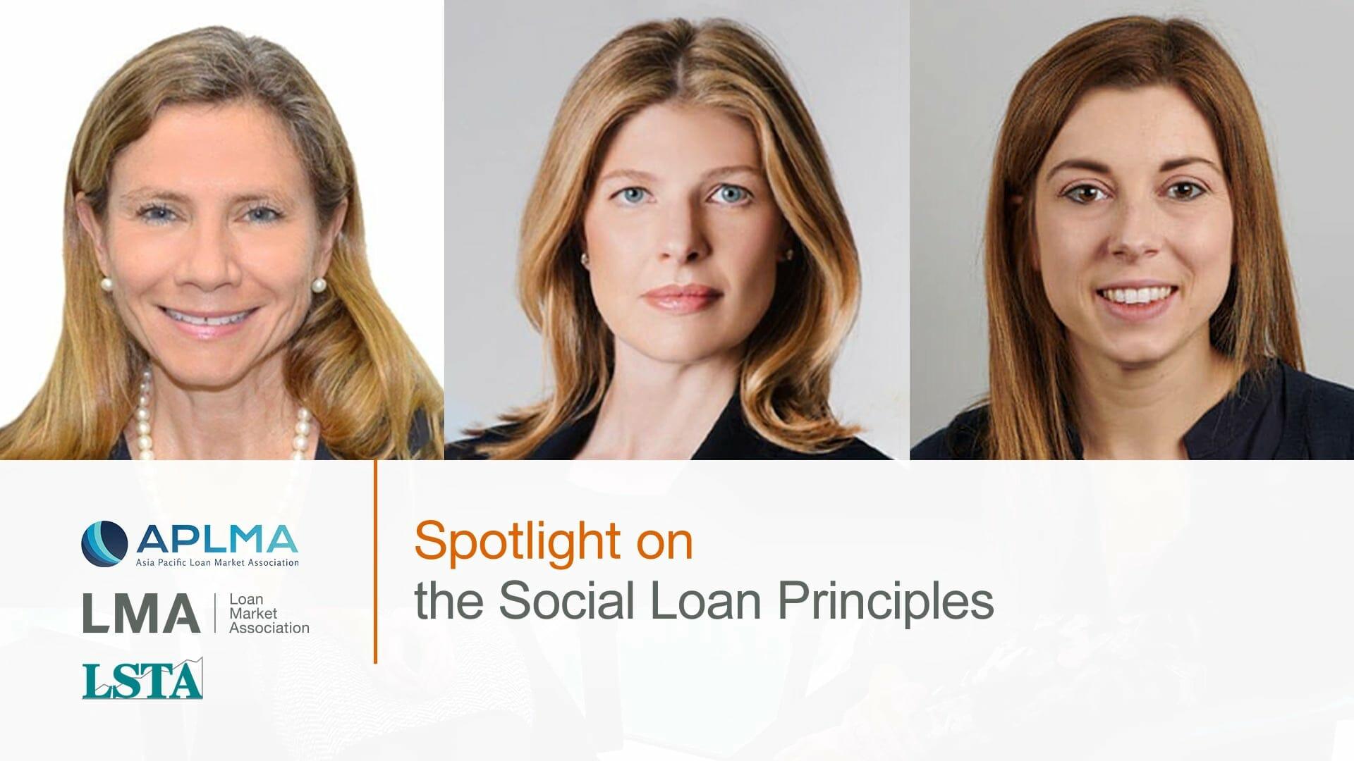 Video Spotlight Social Loan Principles
