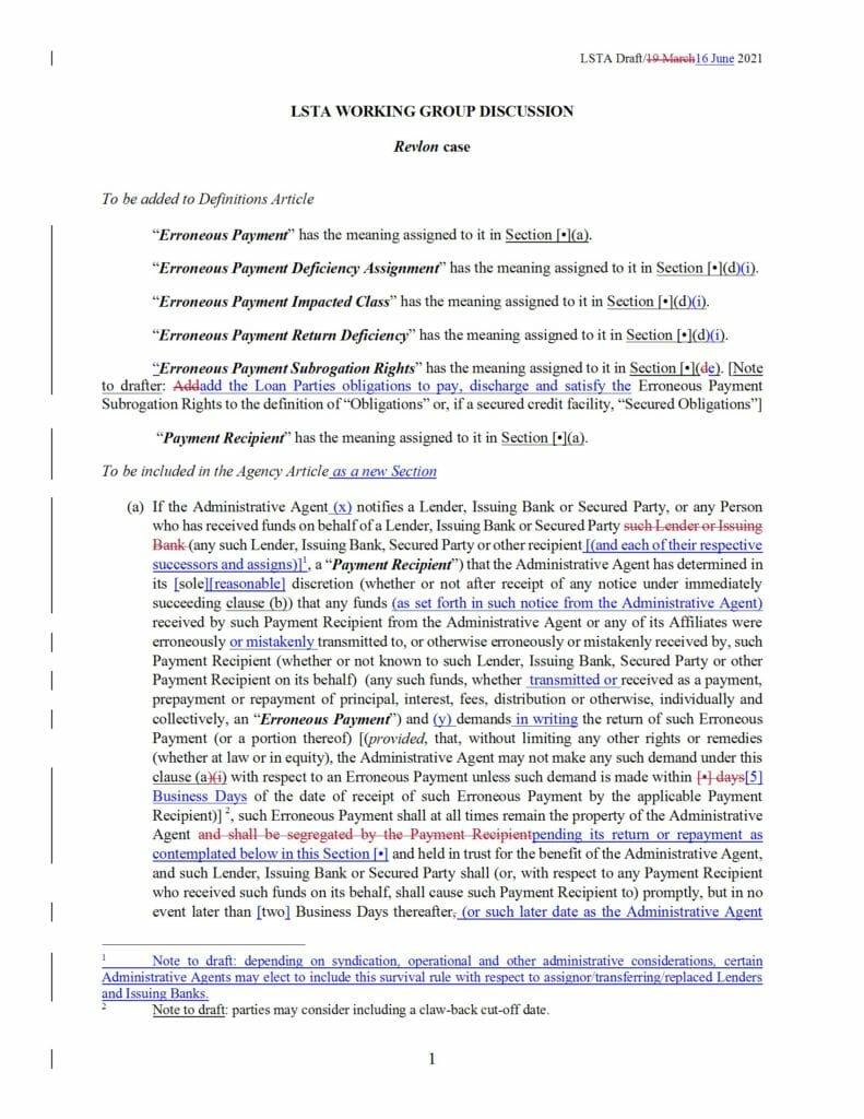 Blackline-061621_Draft-Erroneous-Payment-Provision_031921vs061621