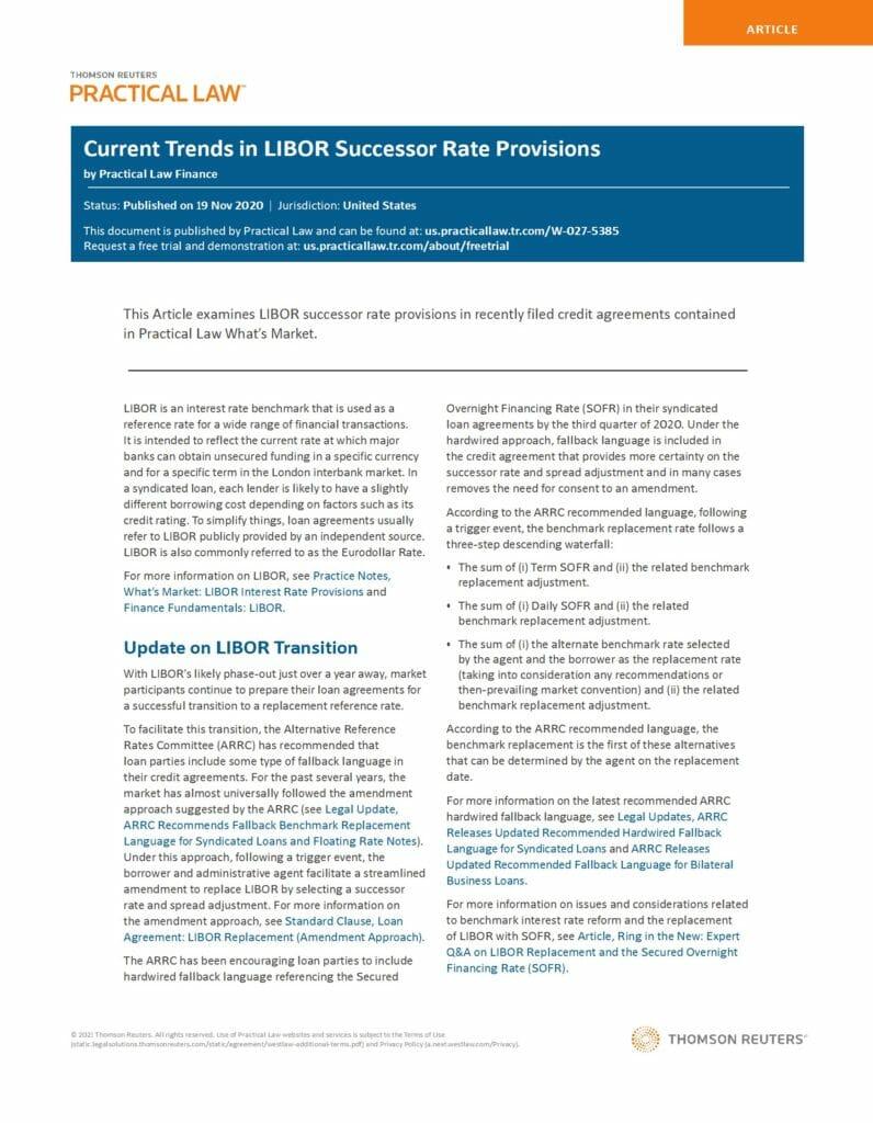 Current-Trends-in-LIBOR-Successor-Rate-Provisions-Nov-19-2020