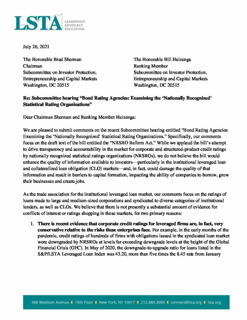 Pages from LSTA Letter to House Financial Services_7.26.21