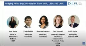 Hedging RFRs- Documentation from ISDA, LSTA and LMA (Oct 12 2021)