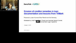 Erosion of Creditor Remedies – Replay